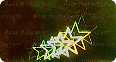 هولوگرام با تصاویر متحرک
